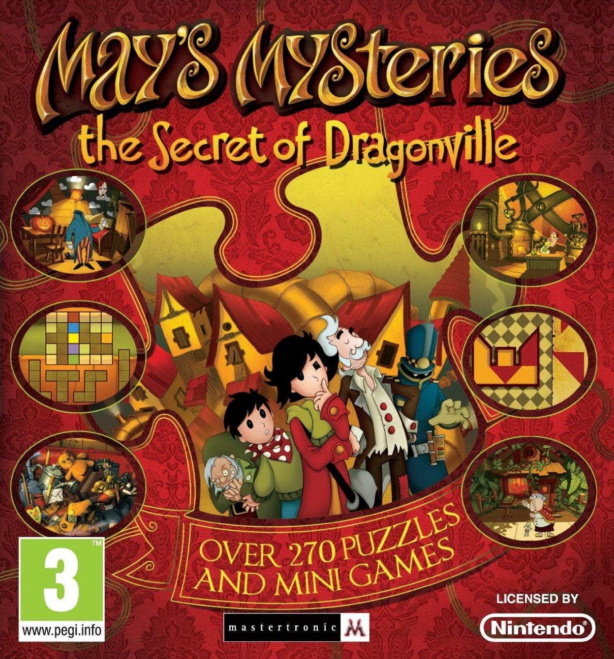 Mays Mysteries, The Secret Of Dragonville, Review, Mays Mysteries: The Secret Of Dragonville Review, Casual, Indie, Puzzle, Hidden Object, PC, DS, NDS, Game, Review, Reviews,