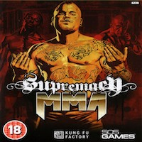 Supremacy MMA, Supremacy MMA Review, MMA, PS3, PS Vita, 3D Fighting, 505 Games, Fighting, Kung Fu Factory, Mixed Martial Arts, MMA, Sports, Supremacy MMA, UFC, Review,