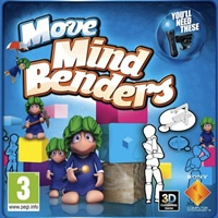 Move Mind Benders, Move Mind Benders Review, PS3, PS3 Review, Playstation 3, Review, Reviews,