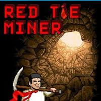 Red Tie Miner, Red Tie Miner Review, Xbox 360, X360, Xbox, XBLA, XBLIG, Xbox LIVE, Indie, Game, Video Game, Review, Reviews,