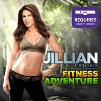 Jillian Michaels, Fitness, Adventure, Jillian Michaels' Fitness Adventure Review, Xbox 360, Xbox, Video Game, Game, Review, Reviews, 505 Games,