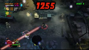 All Zombies Must Die, Xbox 360, X360, Xbox, PS3, PC, Video Game, Game, Review, Reviews, Screenshot