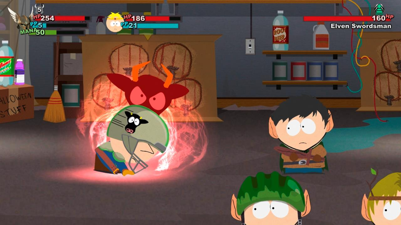 South Park The Stick of Truth Review Screenshot 1