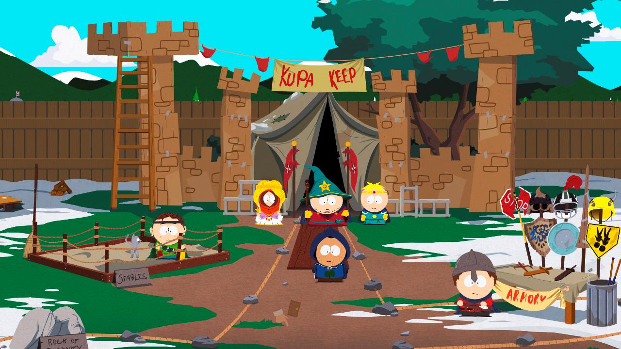 South Park The Stick of Truth Review Screenshot 2
