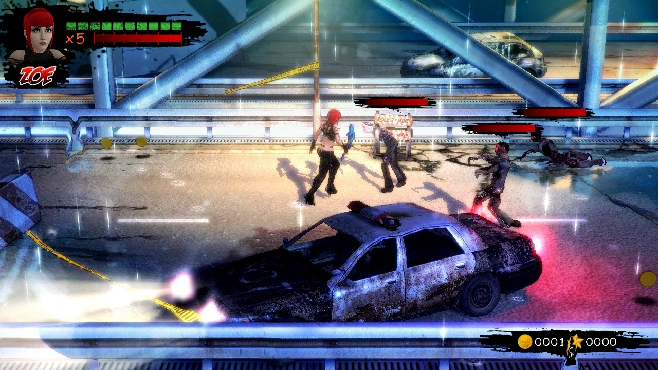 Rock Zombie Review Screenshot 1