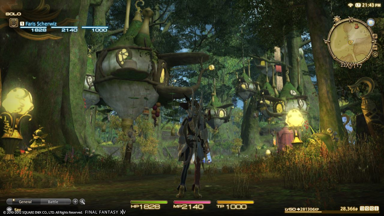 Final Fantasy XIV A Realm Reborn Review Screenshot 1