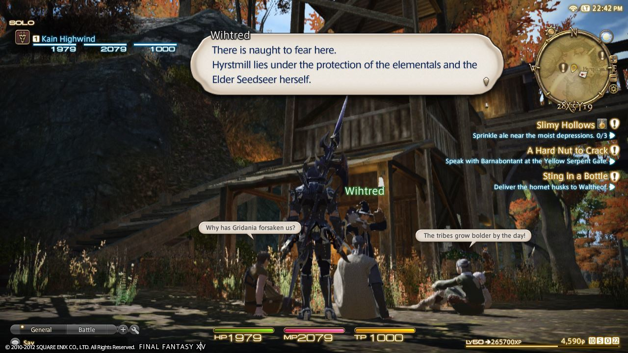 Final Fantasy XIV A Realm Reborn Review Screenshot 4