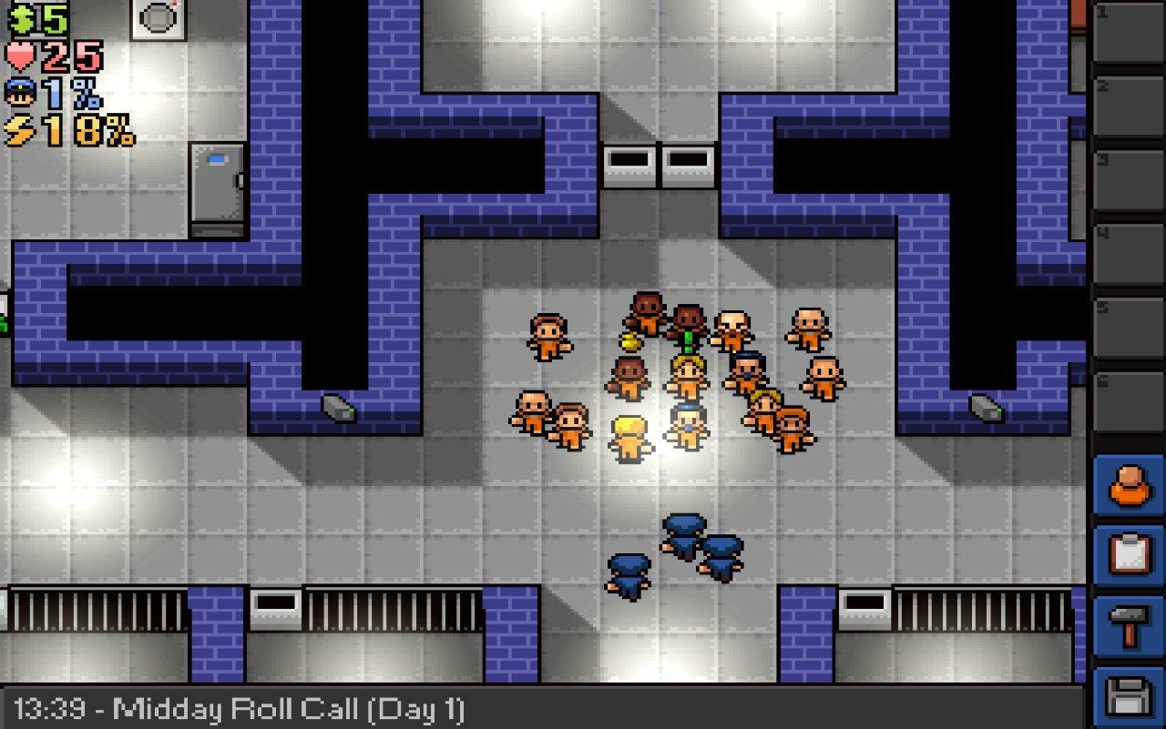 The Escapists Review Screenshot 1
