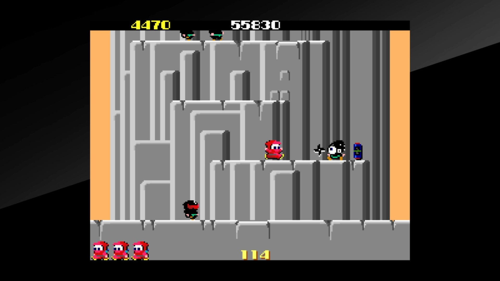 Arcade Archives Ninja-Kid Review PS4 Screenshot 1