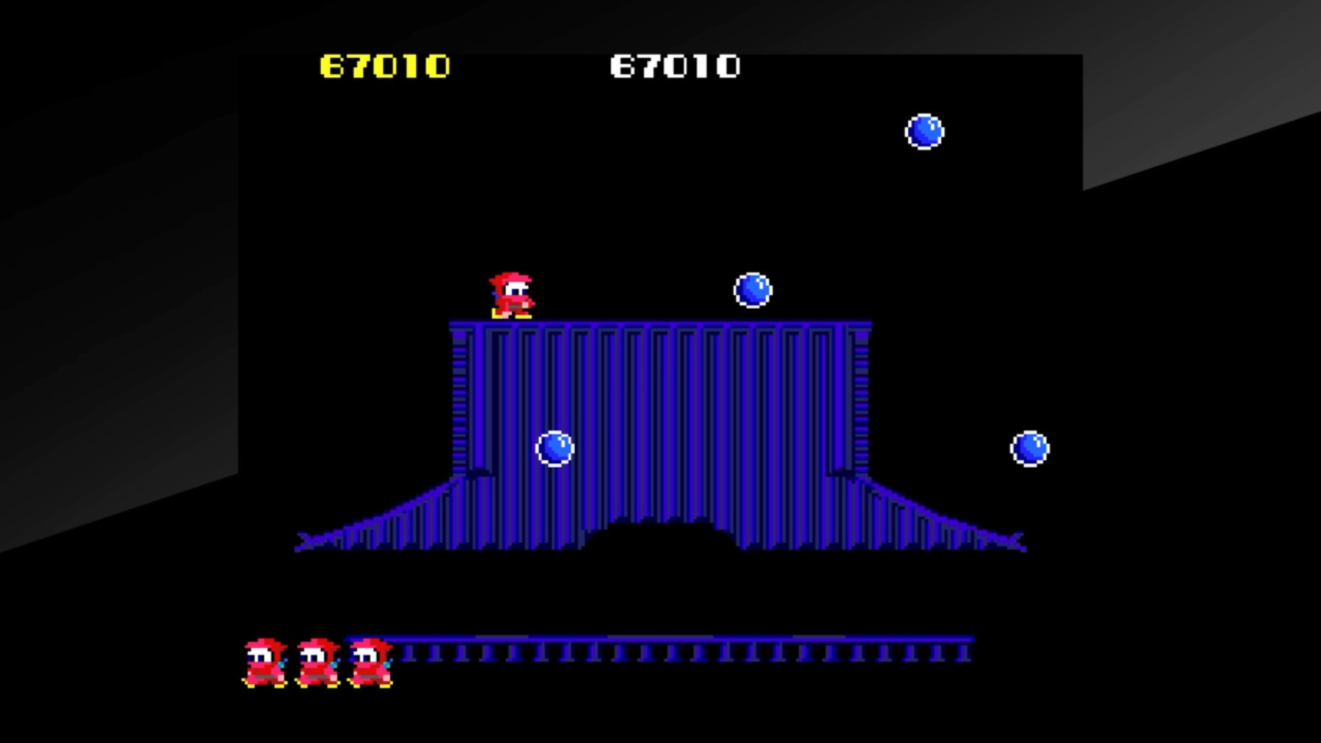 Arcade Archives Ninja-Kid Review PS4 Screenshot 2