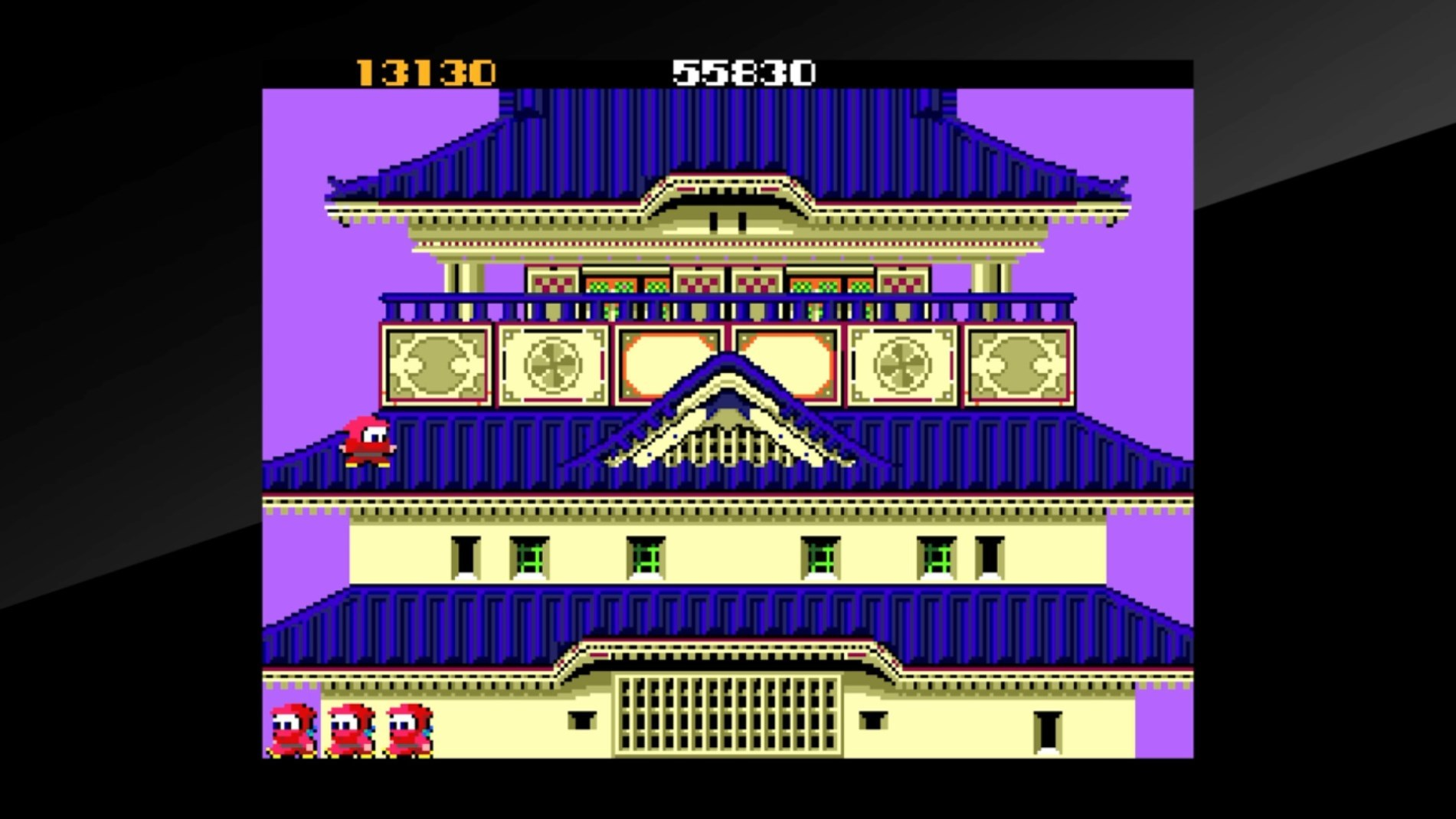 Arcade Archives Ninja-Kid Review PS4 Screenshot 3