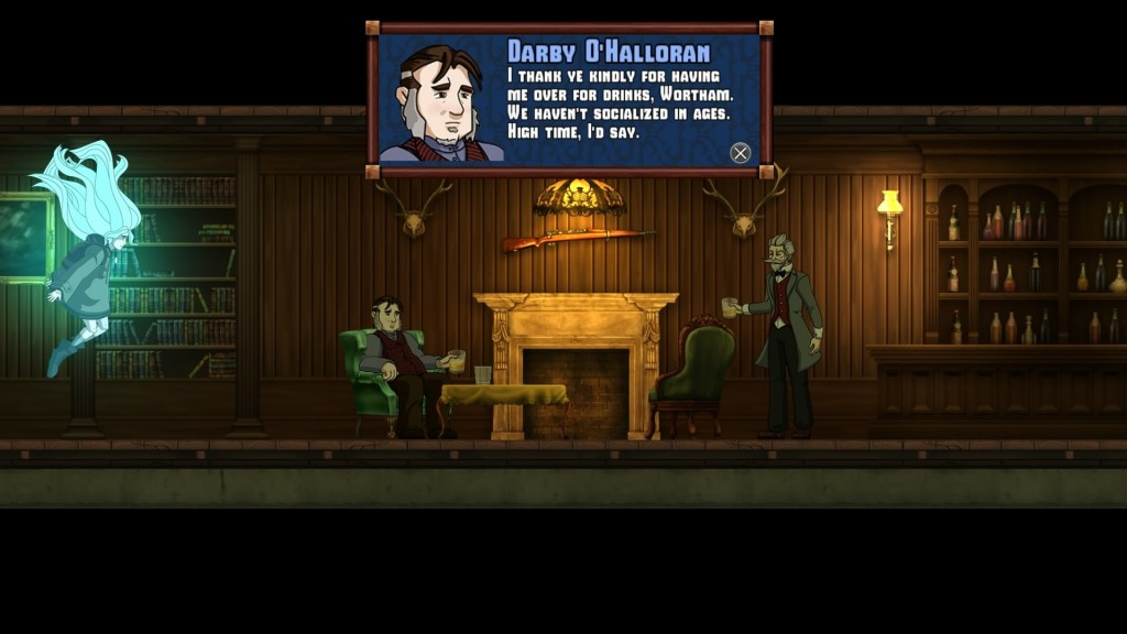 Whispering Willows Review Screenshot 2
