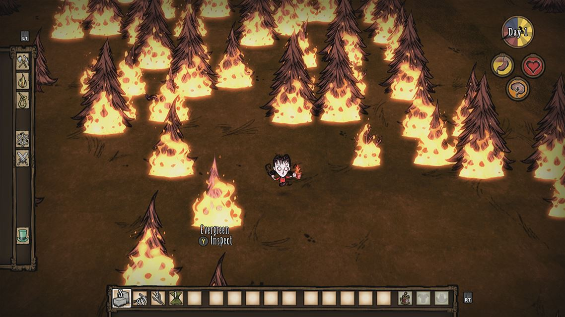 Don't Starve Giant Edition Review
