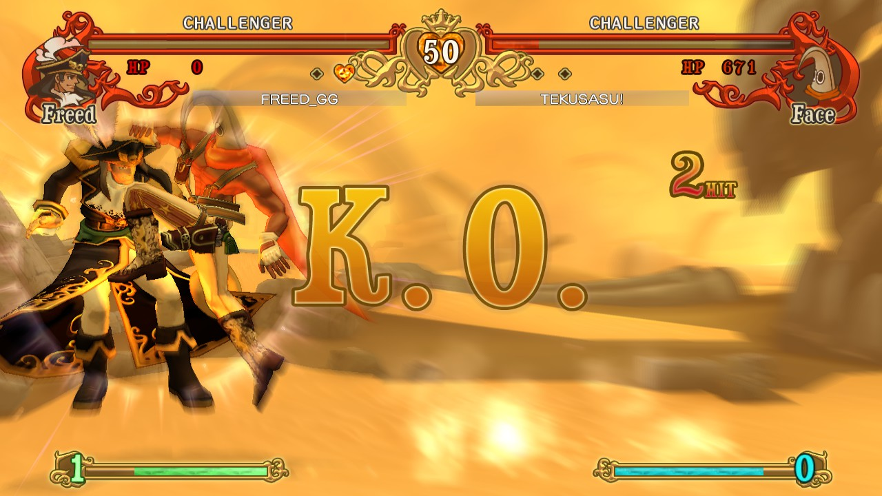 Battle Fantasia Revised Edition Review Screenshot 3