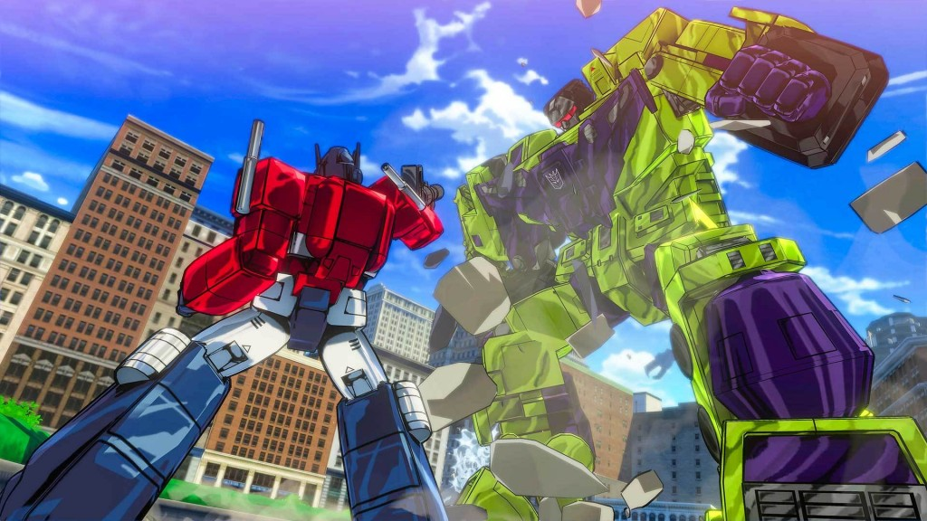 Transformers Devastation Review Screenshot 1