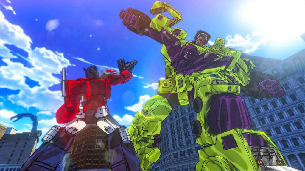 Transformers Devastation Review Screenshot 2
