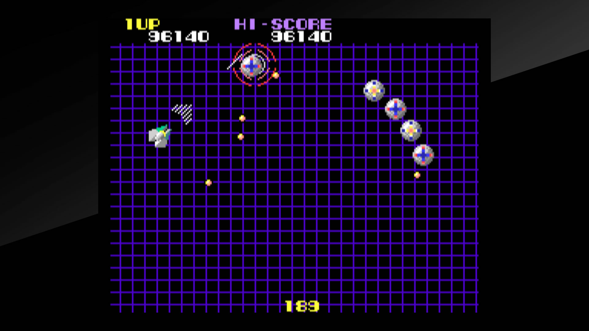 Arcade Archives NOVA2001 Review Screenshot 2