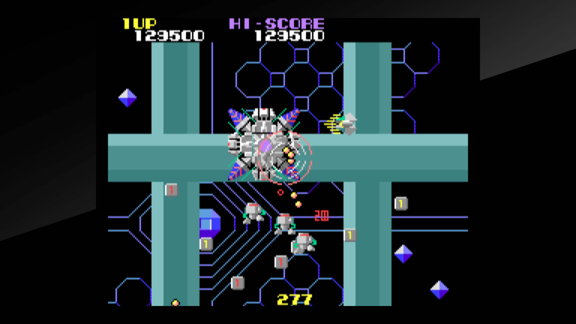Arcade Archives NOVA2001 Review Screenshot 3