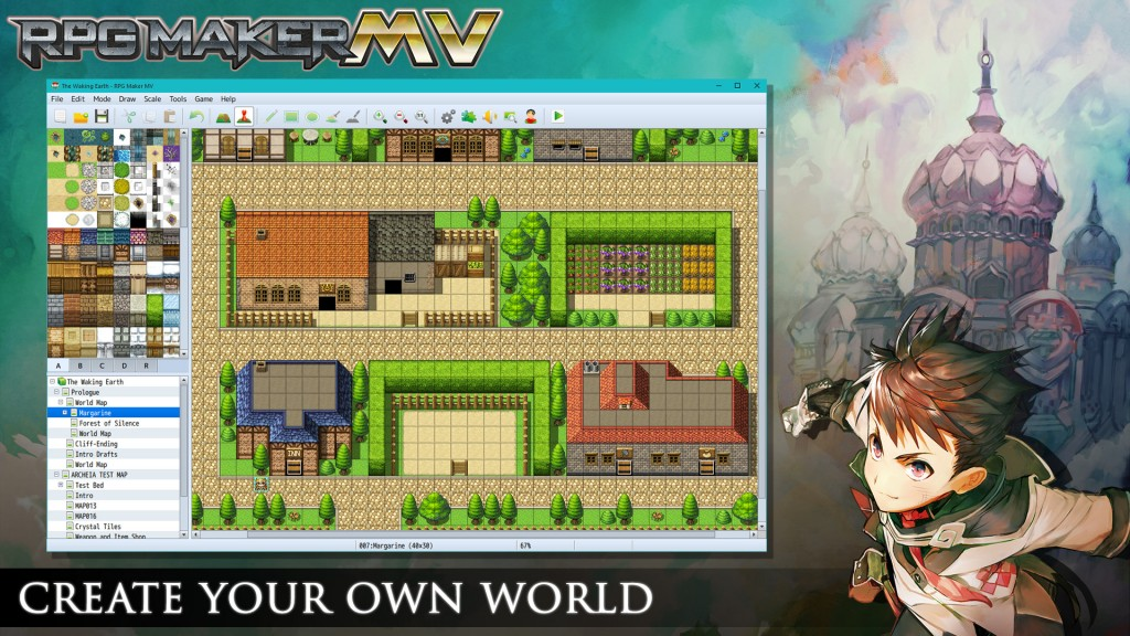 RPG Maker MV Review Screenshot 1