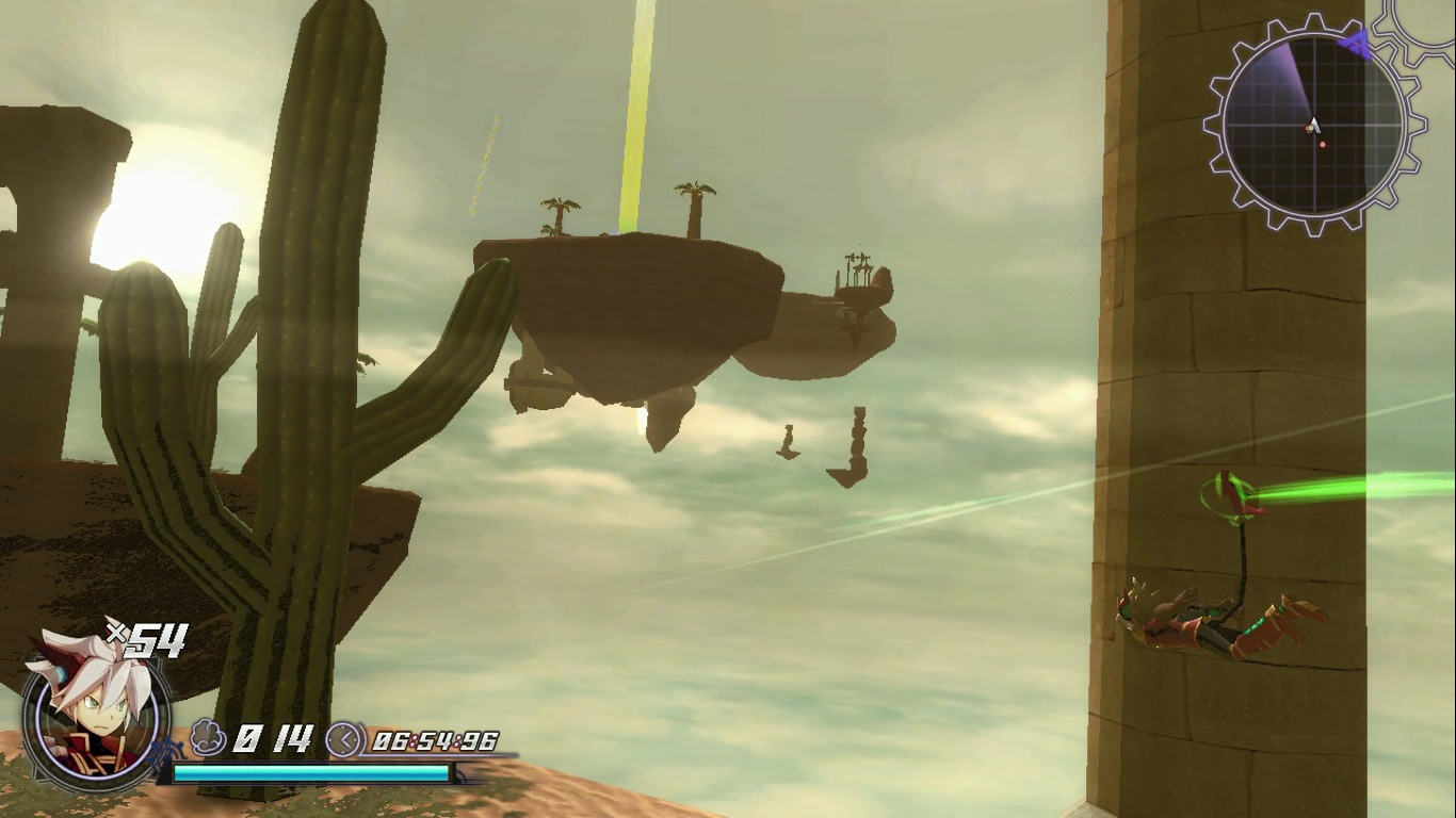 Rodea The Sky Soldier Review Screenshot 2
