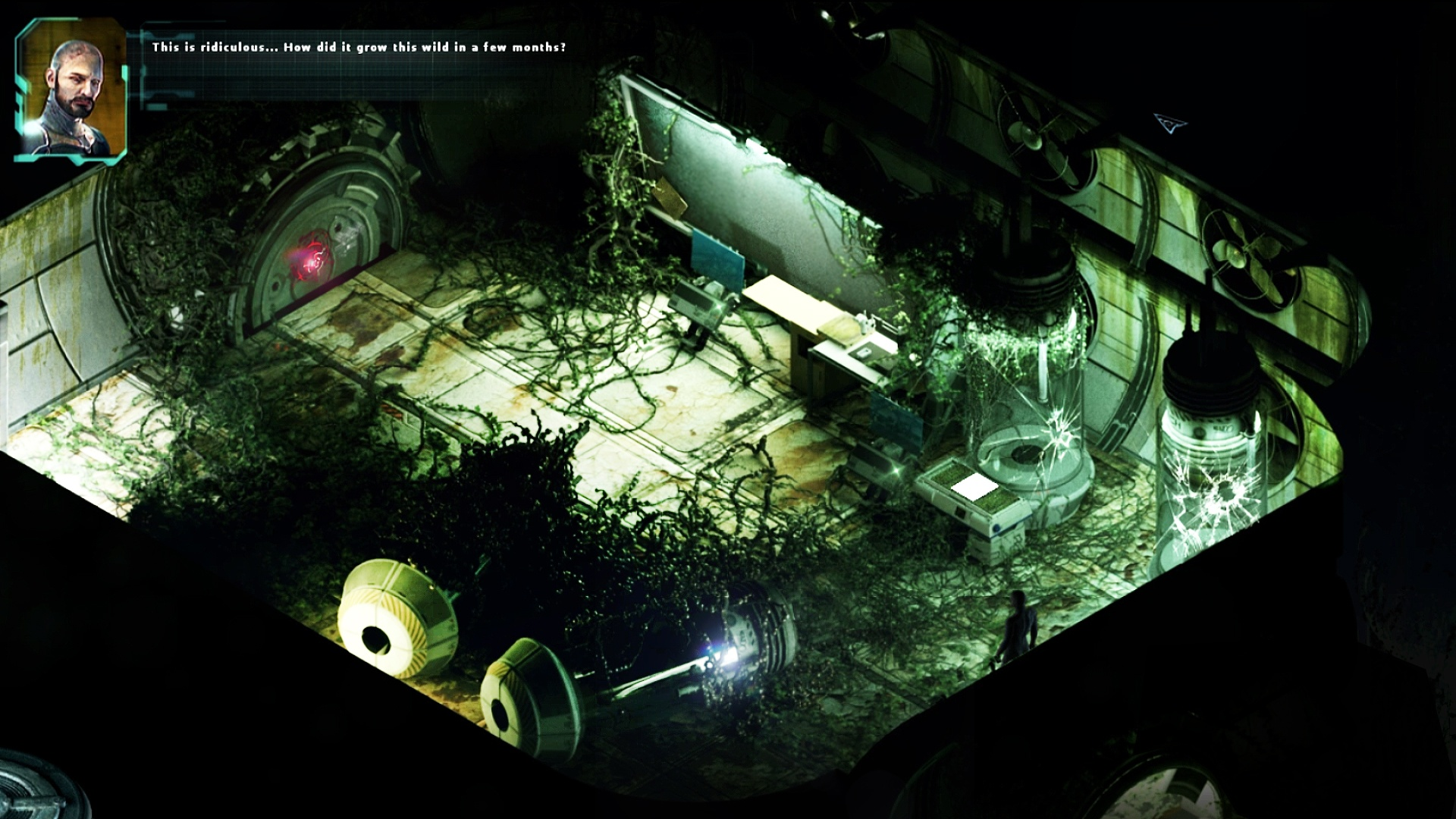 STASIS Review Screenshot 2