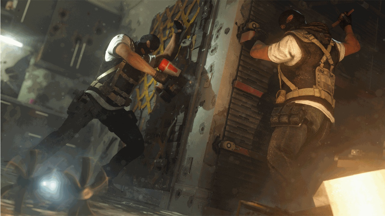 Tom Clancys Rainbow Six Siege Review Screenshot 2