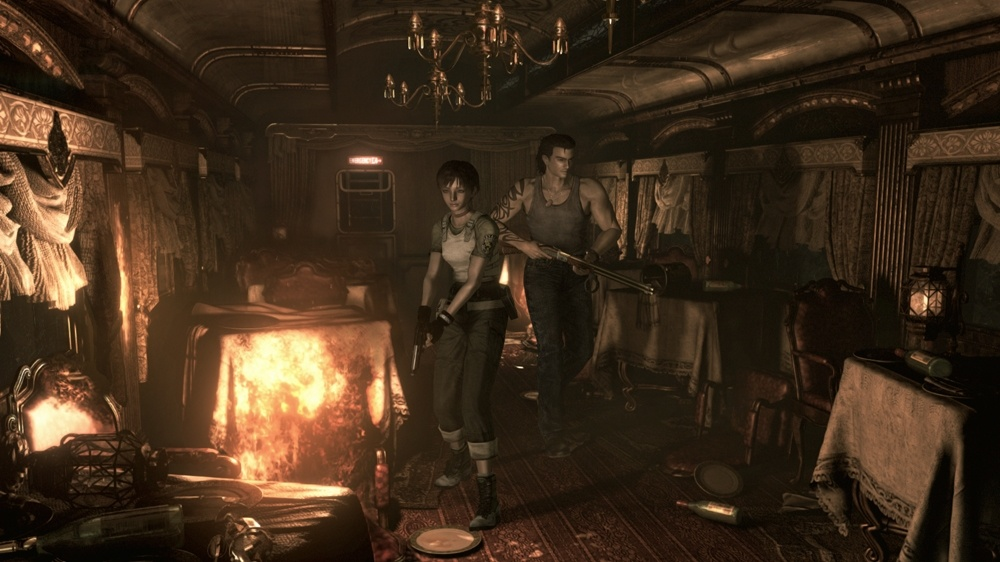 Resident Evil 0 Xbox One Review Screenshot 1