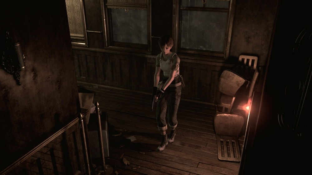 Resident Evil 0 Xbox One Review Screenshot 2