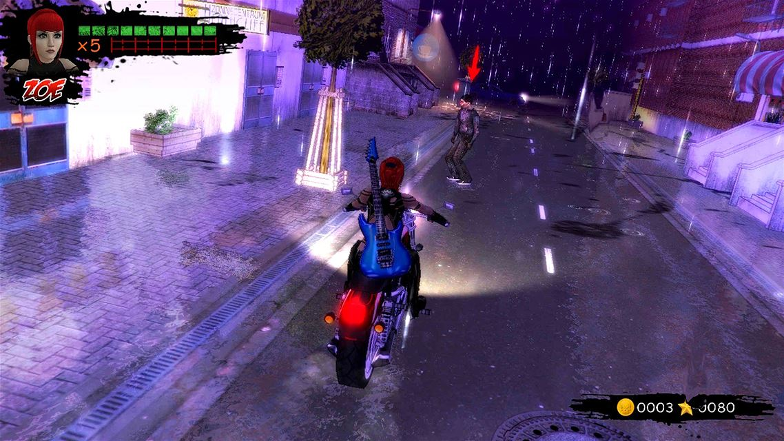 Rock Zombie Review Screenshot 2