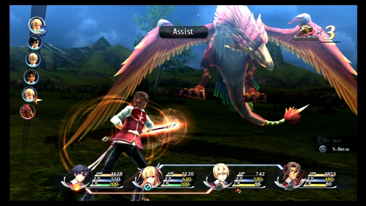 The Legend of Heroes Trails of Cold Steel Review Screenshot 2