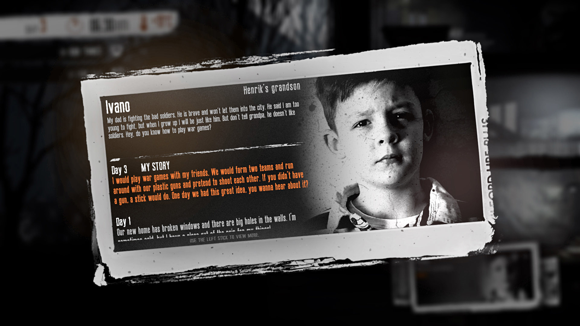 This War of Mine The Little Ones Review Screenshot 3