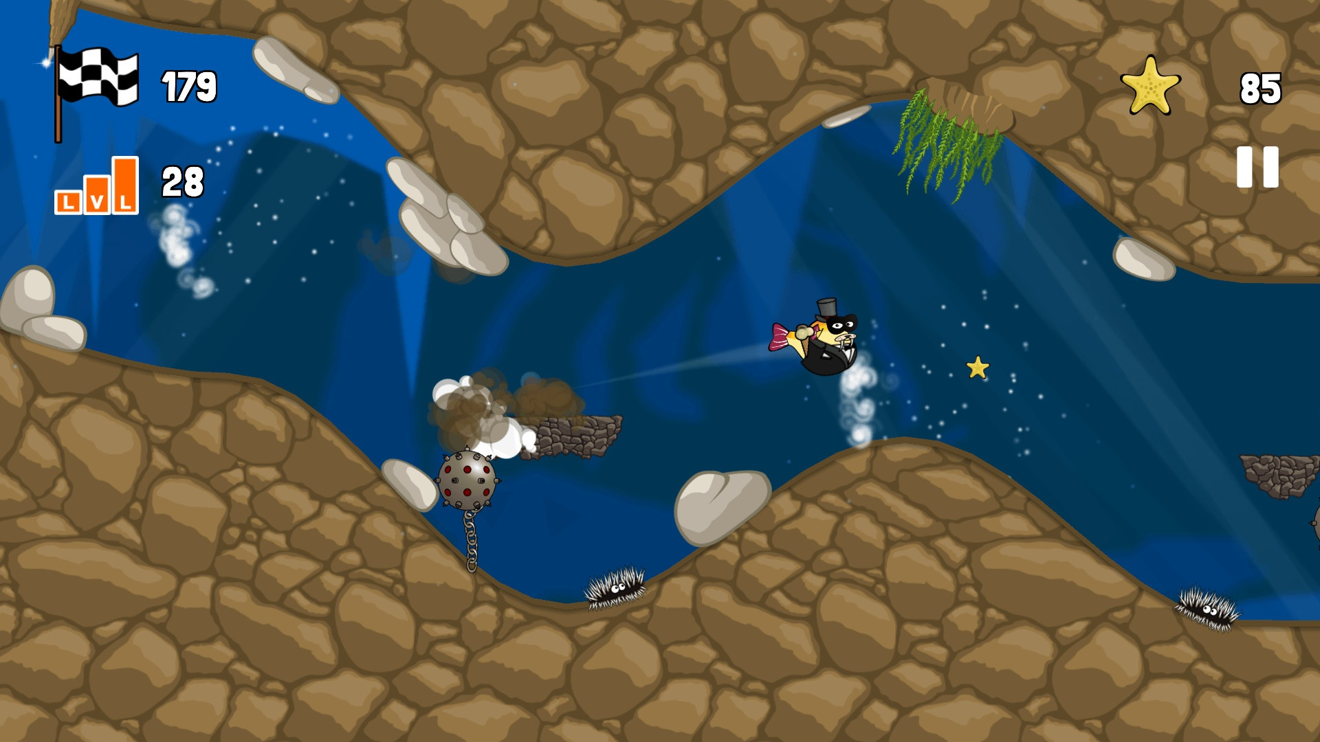 Blowy Fish Review Screenshot 3