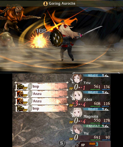 Bravely Second End Layer Screenshot 2