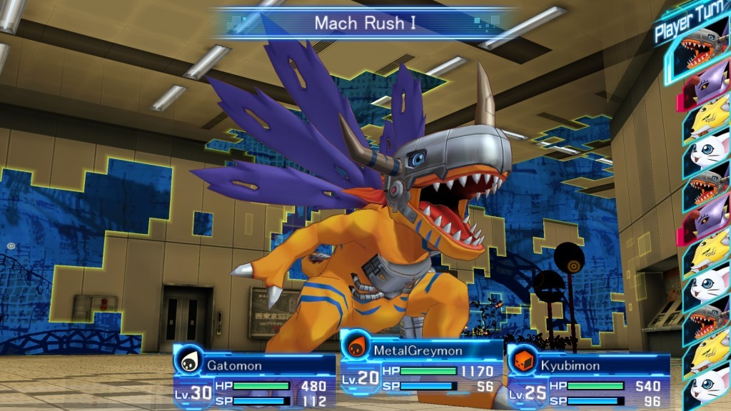 Digimon Story Cyber Sleuth PS4 Game Review Screenshot 2