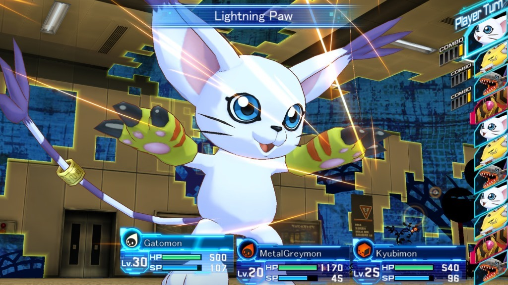 Digimon Story Cyber Sleuth PS4 Game Review Screenshot 3