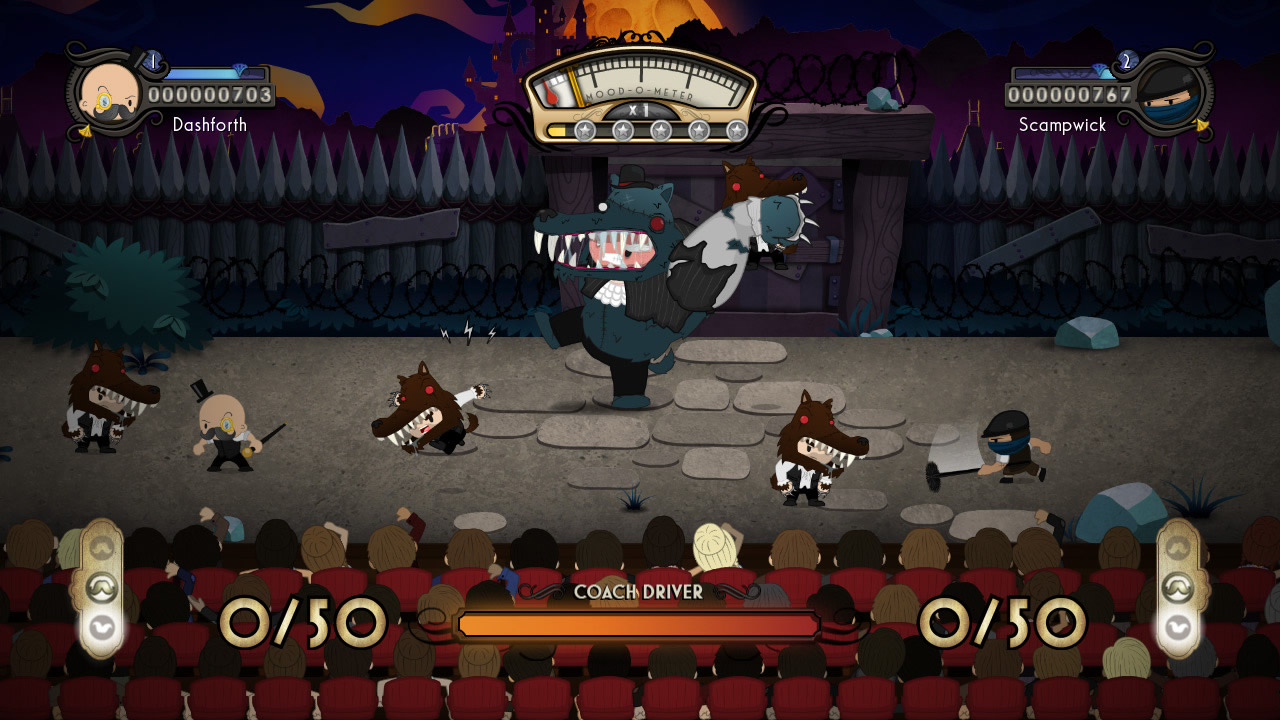 Foul Play Review Screenshot 3