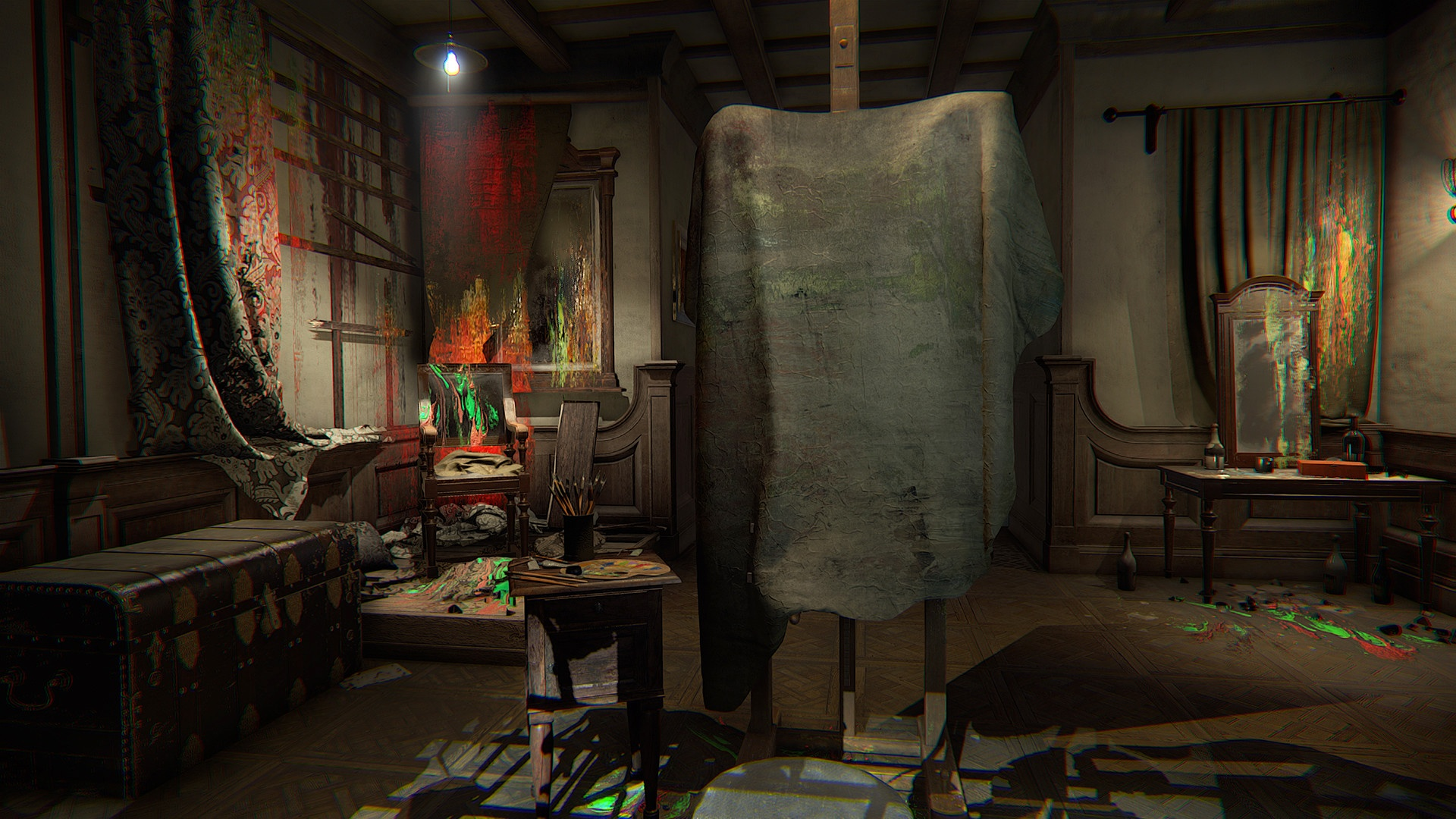 Layers of Fear PS4 Game Review Screenshot 1
