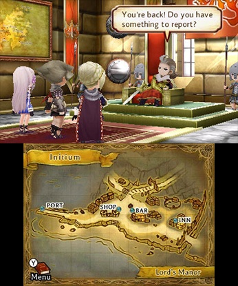 The Legend of Legacy 3DS Game Review Screenshot 2