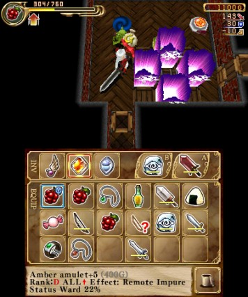 Excave III Tower of Destiny Review Screenshot 1