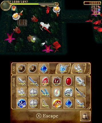 Excave III Tower of Destiny Review Screenshot 2