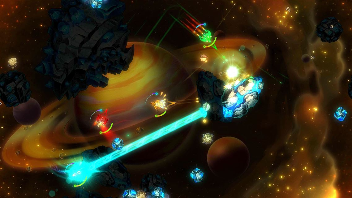 In Space we Brawl Full Arsenal Edition Review Screenshot 3