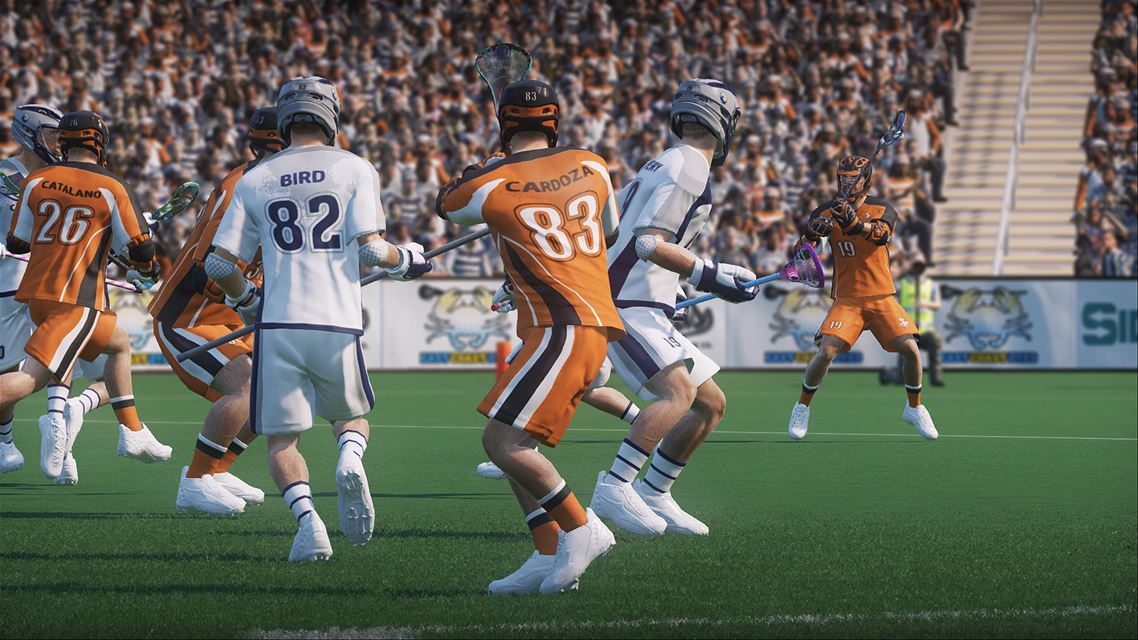 Powell Lacrosse 16 Xbox One Review Screenshot 2