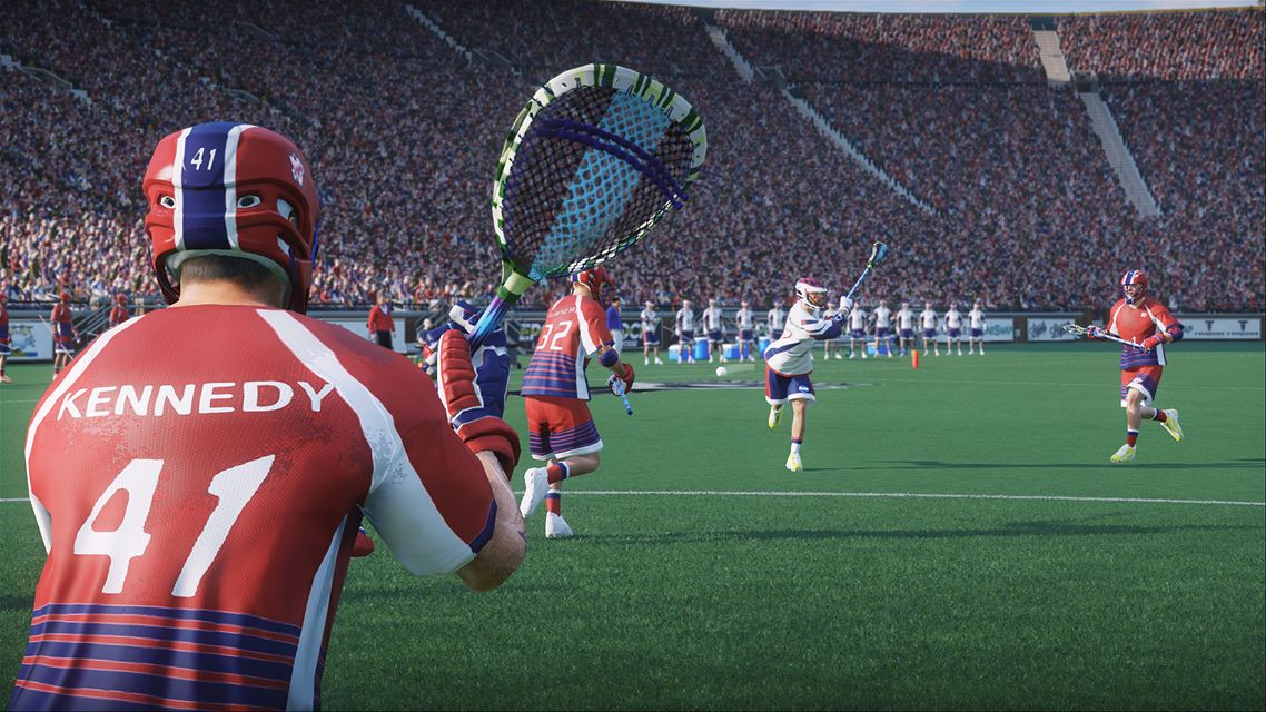 Powell Lacrosse 16 Xbox One Review Screenshot 3
