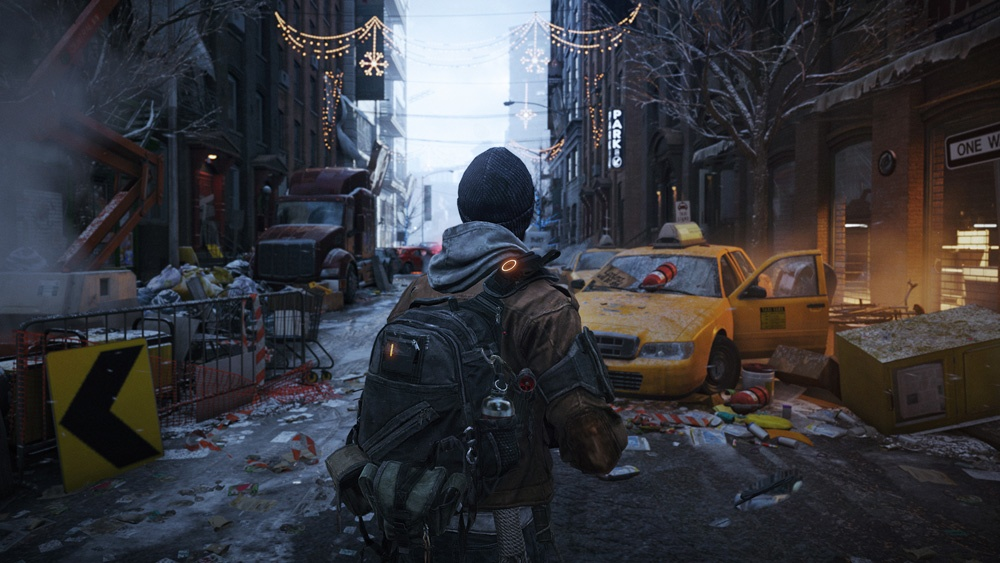 The Division Review Screenshot 1