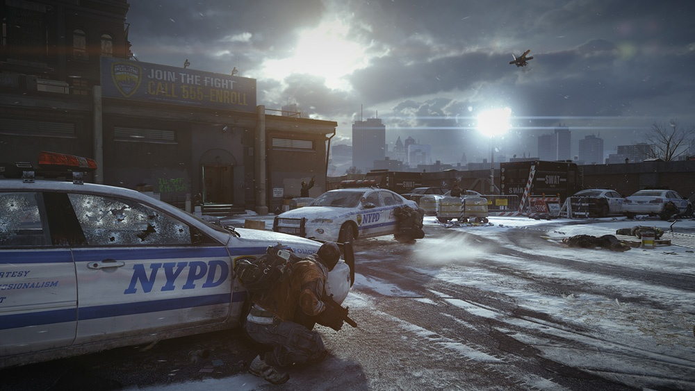 The Division Review Screenshot 2