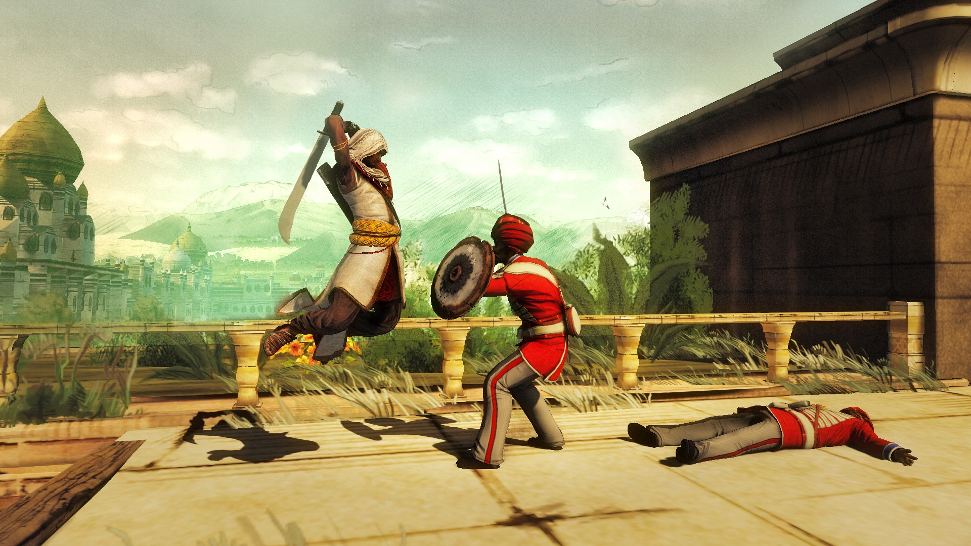 Assassin's Creed Chronicles – Trilogy Review India Screenshot