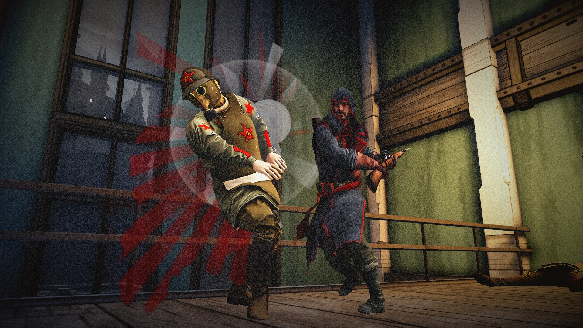 Assassin's Creed Chronicles – Trilogy Review Russia Screenshot
