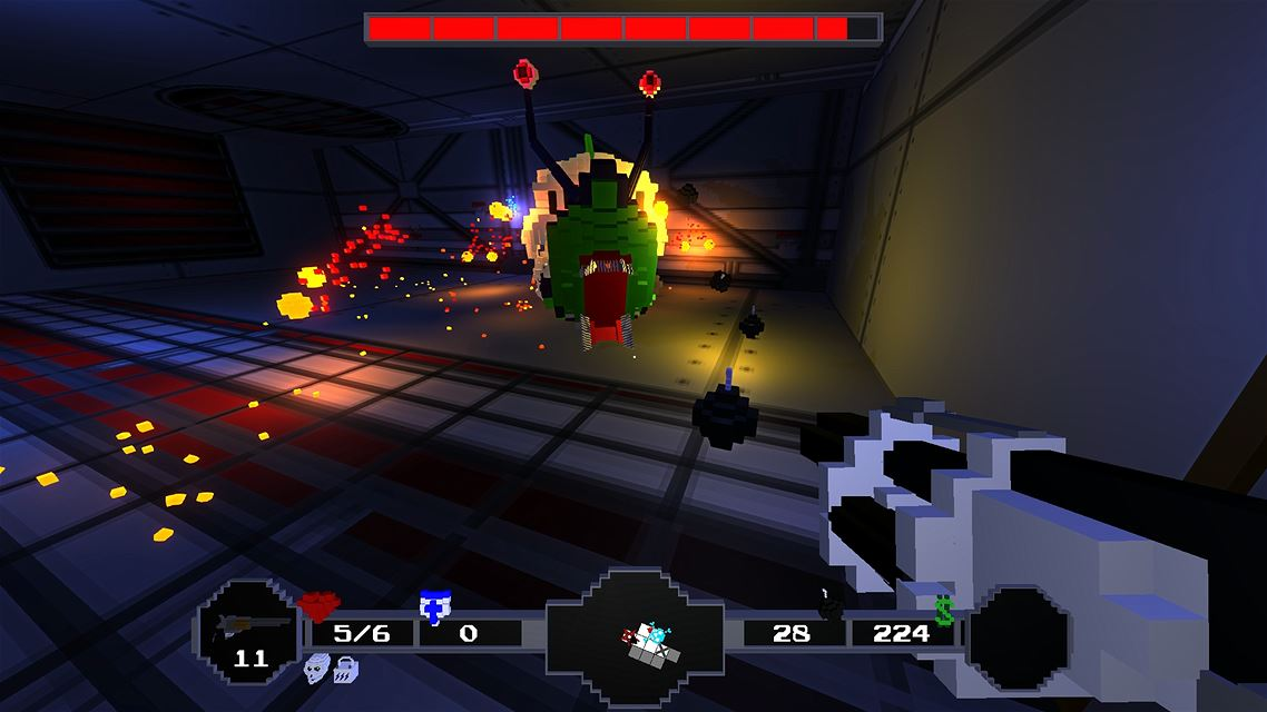Paranautical Activity Xbox One Review Screenshot 1