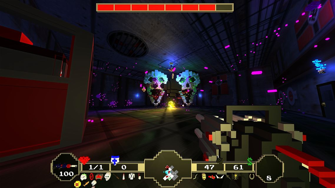 Paranautical Activity Xbox One Review Screenshot 2