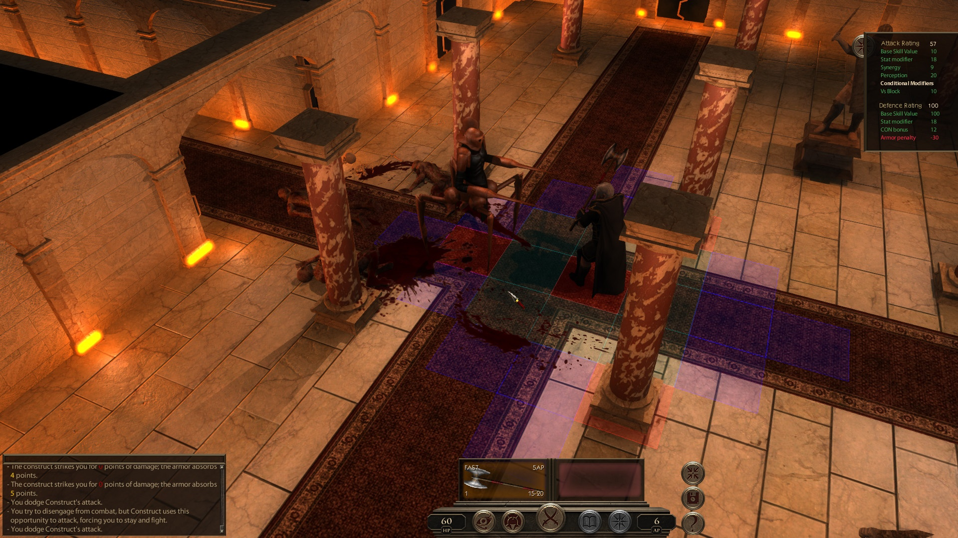 The Age of Decadence Review Screenshot 3